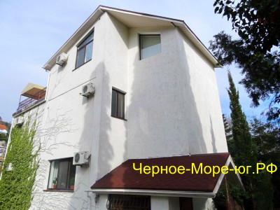 Гостевой дом «Вершина». Мисхор, ул. Водовозовых, 8а
