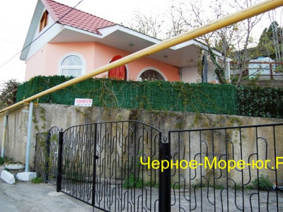 Частный сектор «Кипарис». Новый Свет, ул. Голицына, 32
