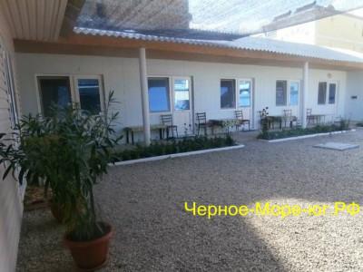 Судак гостевой дом «Севилья» по ул. Гуль-Тепе, 9
