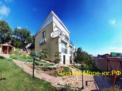 Гостевой дом «Жемчужина Фороса» в Форосе по ул. Терлецкого, 24