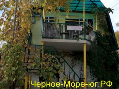 Частный сектор по ул. Железнодорожная 2/4 в Шепси