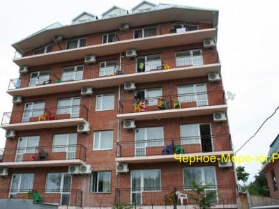 Гостиница в Лазаревском «Лазурит», ул.Одоевского 39