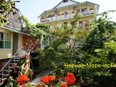 Мини-гостиница «У Инны» в Лазаревском, ул.Победы 225