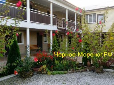 Гостевой дом «Татьяна» в Джубге мкр. Южный д.29