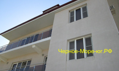 Адлер гостевой дом по ул. Крупской 17