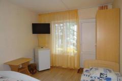 01 Гостевой дом «Терра» в Лермонтово на ул. Набережная д.12А(3-х местный стандартный номер)