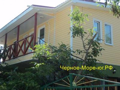 Гостевой дом «Уют» г. Керчь п. Курортное ул. Набережная д. 95