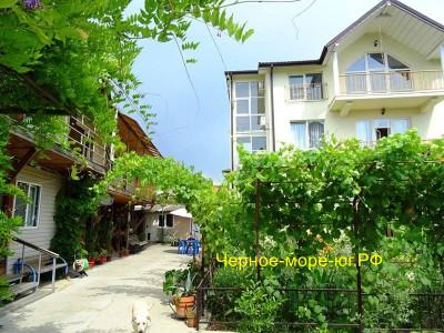 Гостевой дом г. Сочи п. Кудепста Сухумское шоссе д. 63