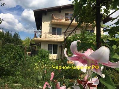 Гостевой дом «Белый Какаду» Криница с. Береговое ул. Мира д. 41