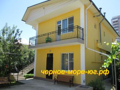Частный сектор по ул. Богдана Хмельницкого, 29 в Адлере