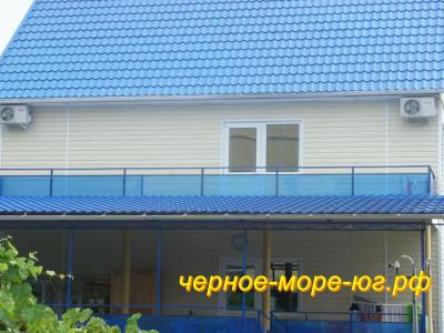 Частный сектор переулок Александровский, 10 в Кудепсте