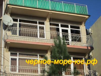 Адлер гостевой дом по ул. Цветочная, 17