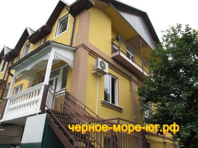 Частный сектор «Дом у моря» по ул. Ульянова, 6 в Адлере