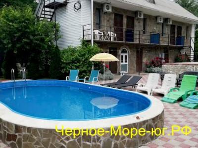 Гостевой дом «Фортуна» в Ольгинке по ул. Черноморская, 27