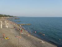 Описание пляжа Айтар в городе Сухум Республика Абхазия на лето 2021 - фотографии, отзывы